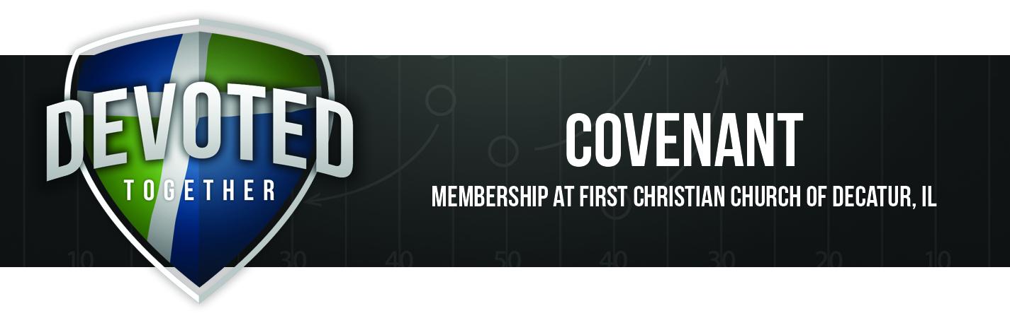 Devoted Together - Covenant Header