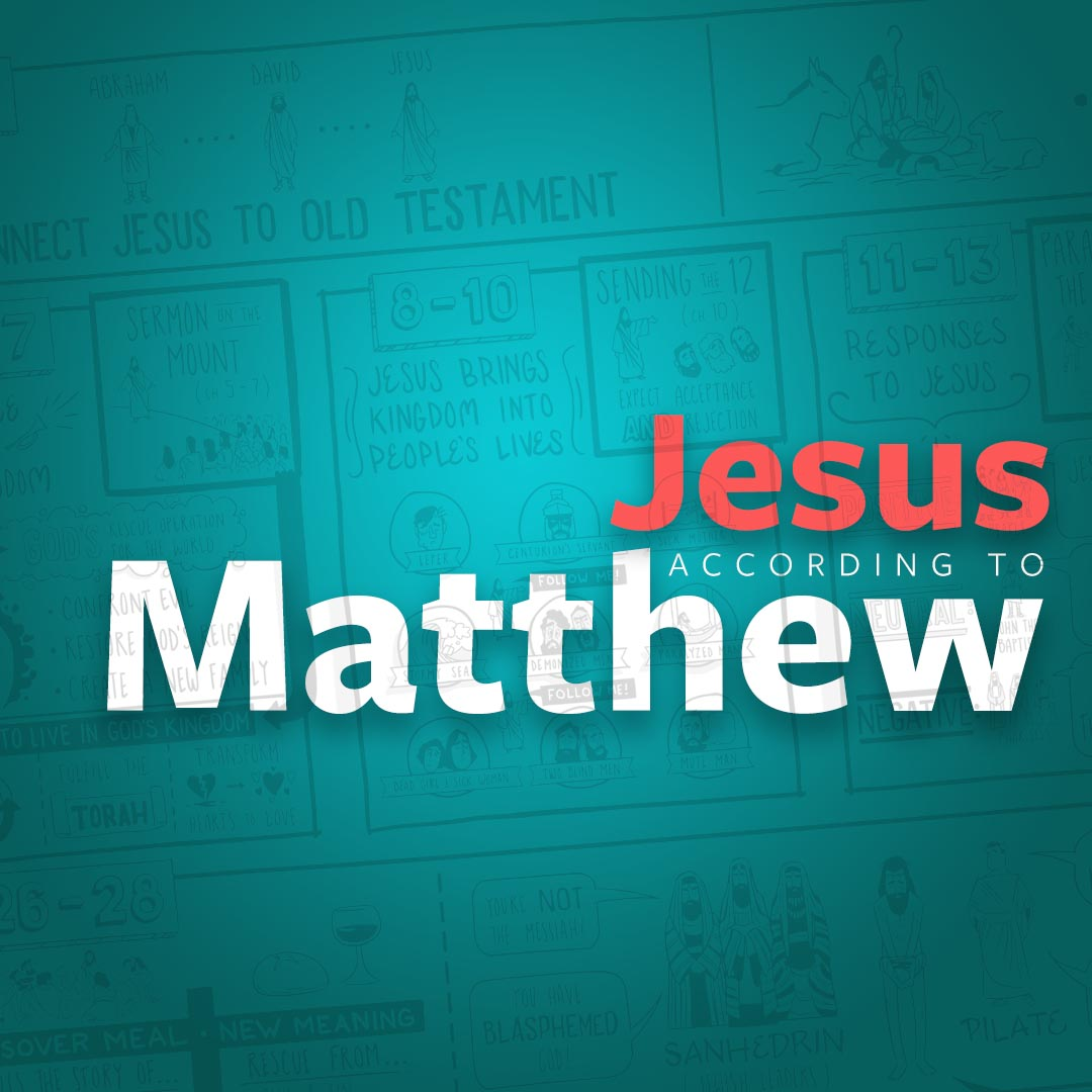 Jesus According to Matthew Meme