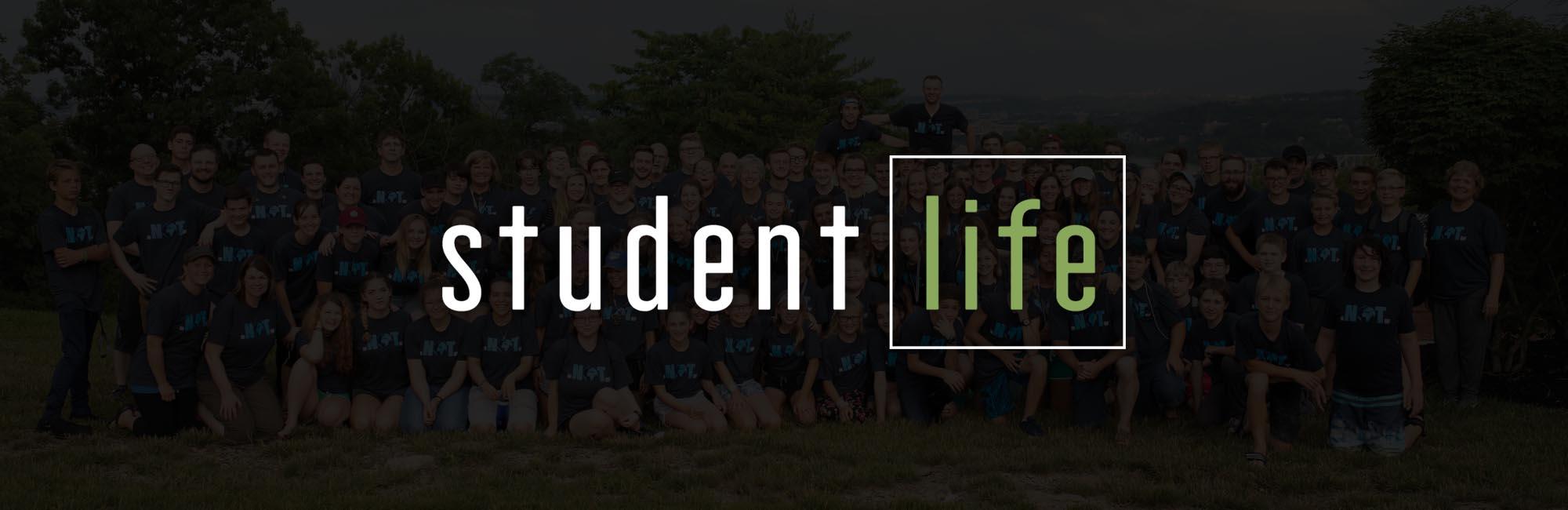 Student Life - Web Header2