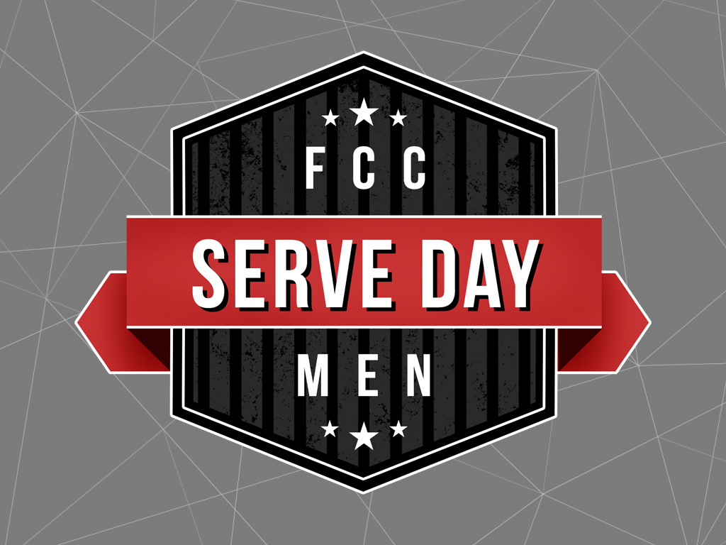FCC Men Serve Day - PCO Image