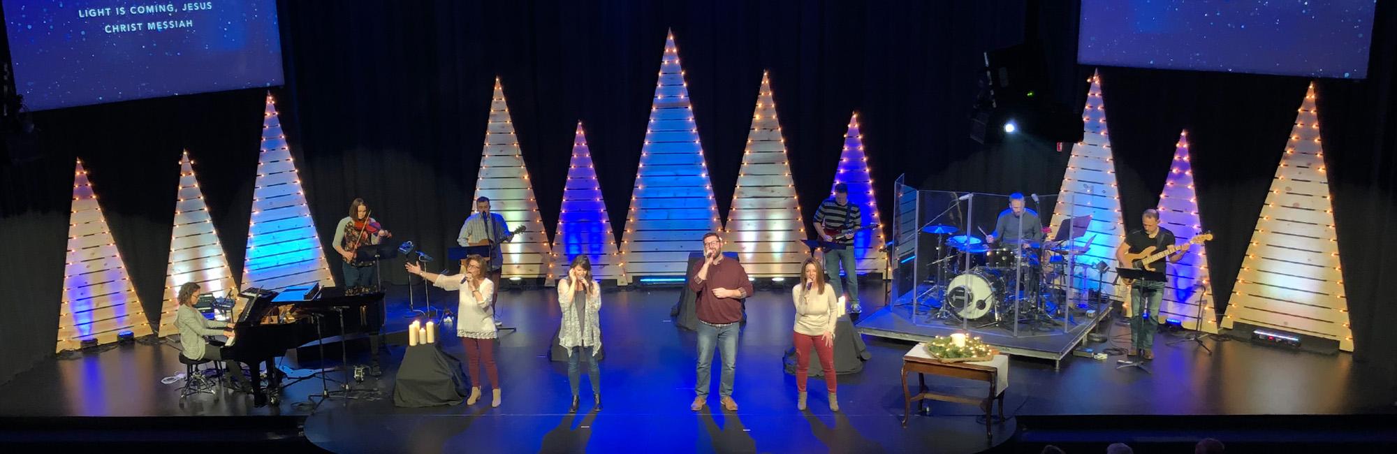 Christmas 2018 - Sermon Web Header (worship service)