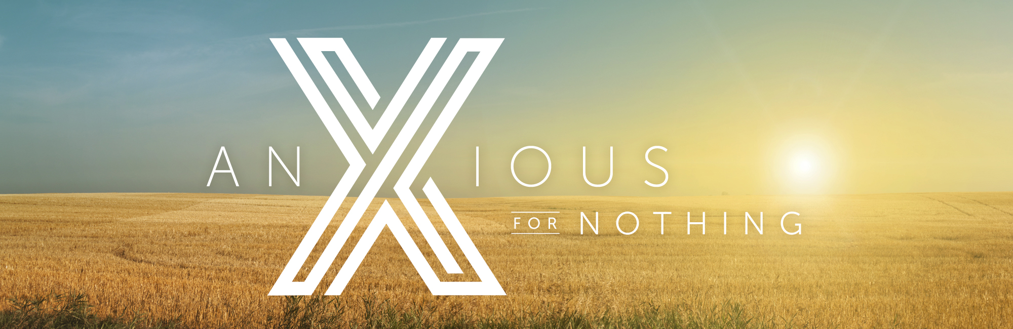 Anxious For Nothing - Web - Message Header