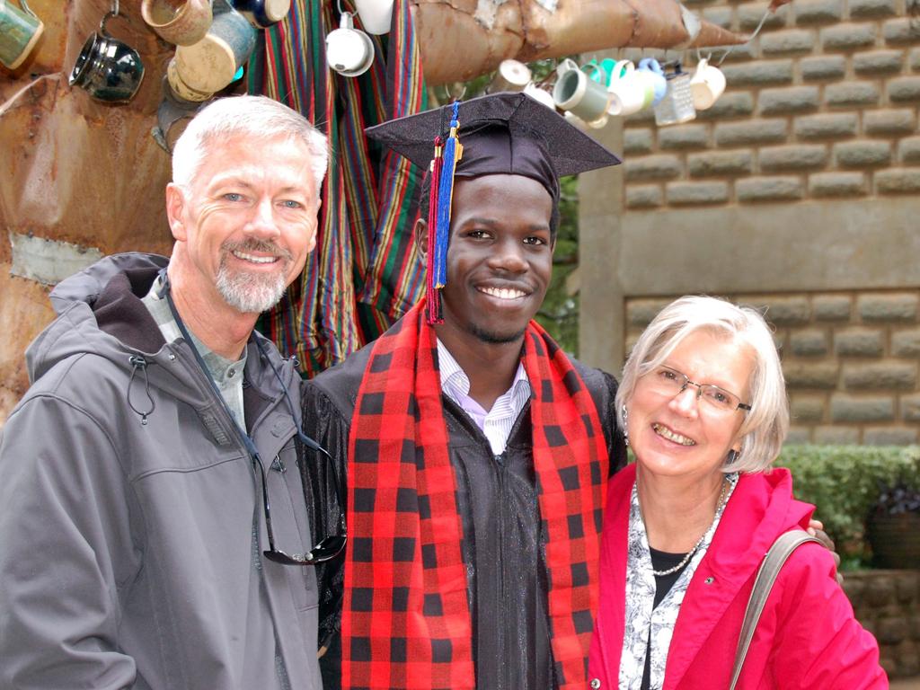 Tanzania (Gary and Judy Woods) - PCO Image