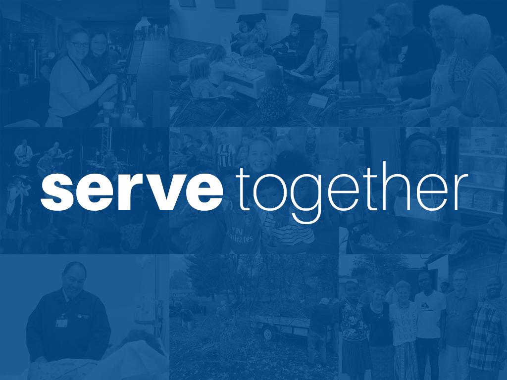 Serve Together - PCO Image