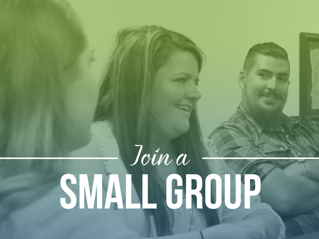 Small Groups - PCO Image