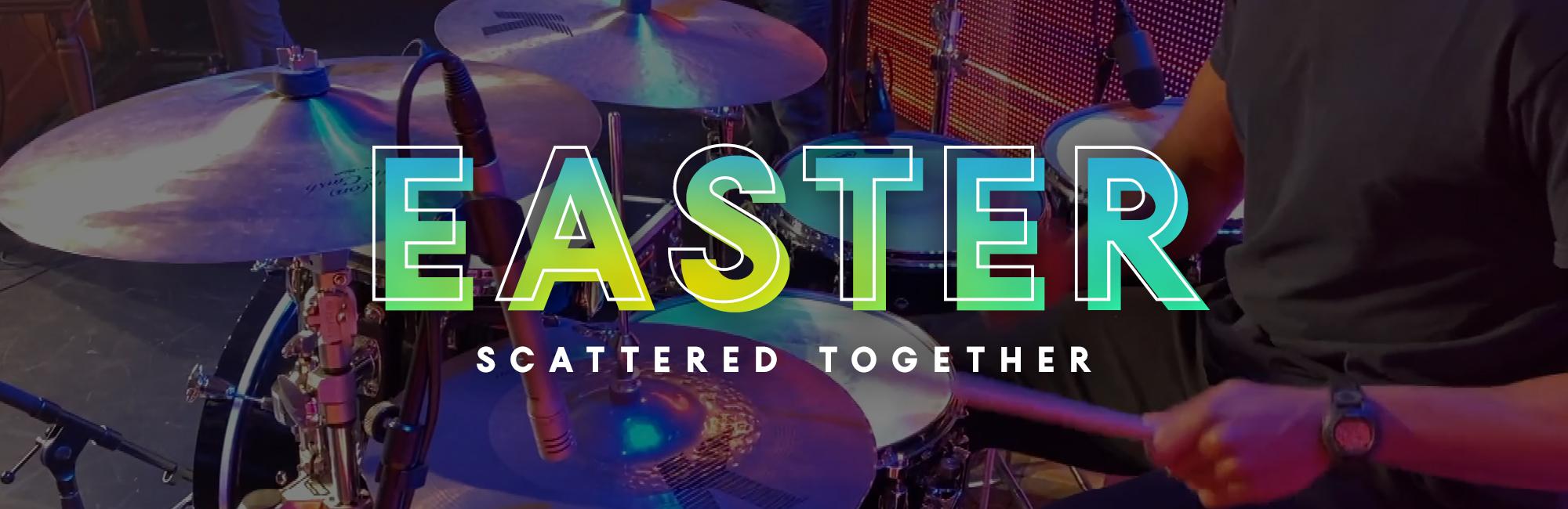 Easter 2020 Online - Message Header
