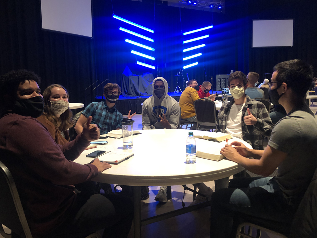 Young Decatur Bible Study