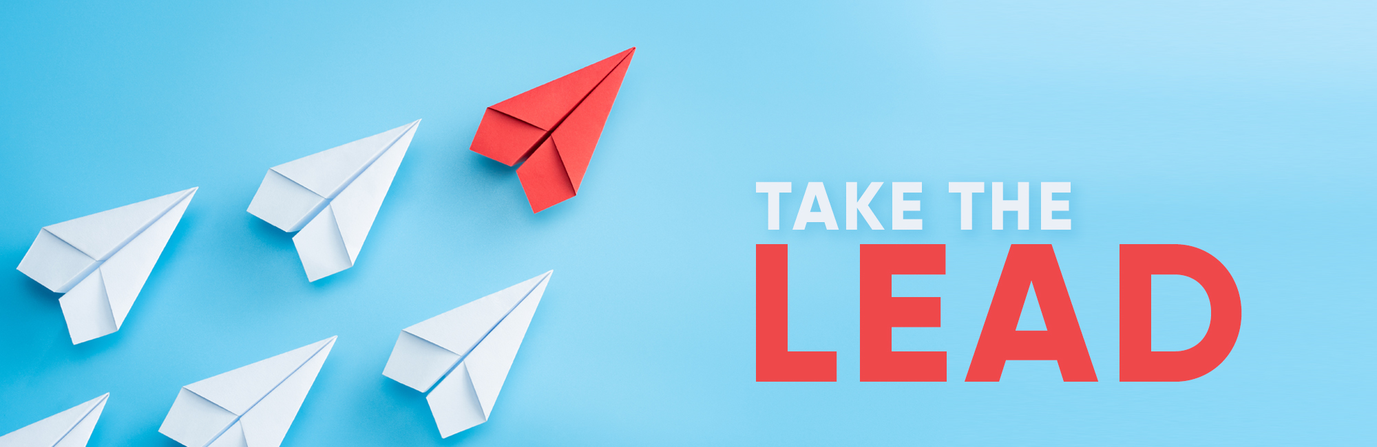 Take the Lead - Web - Message Header