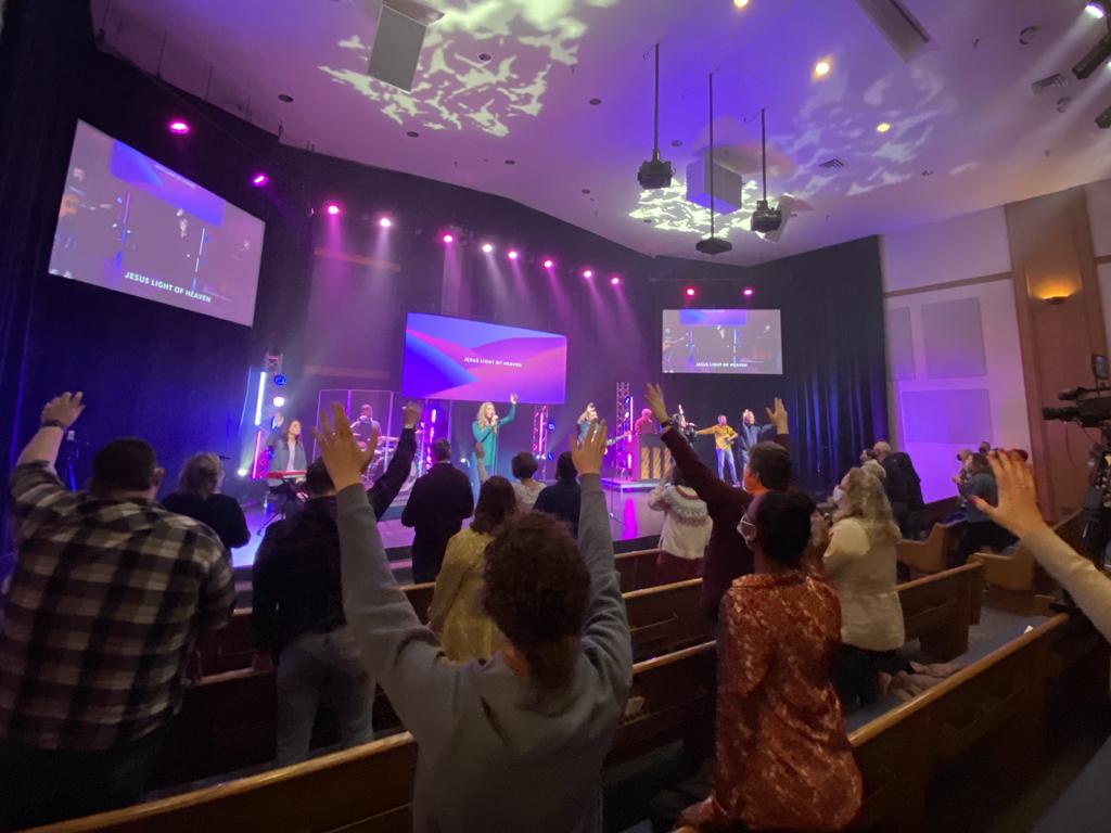 Worship Service Feb 2021