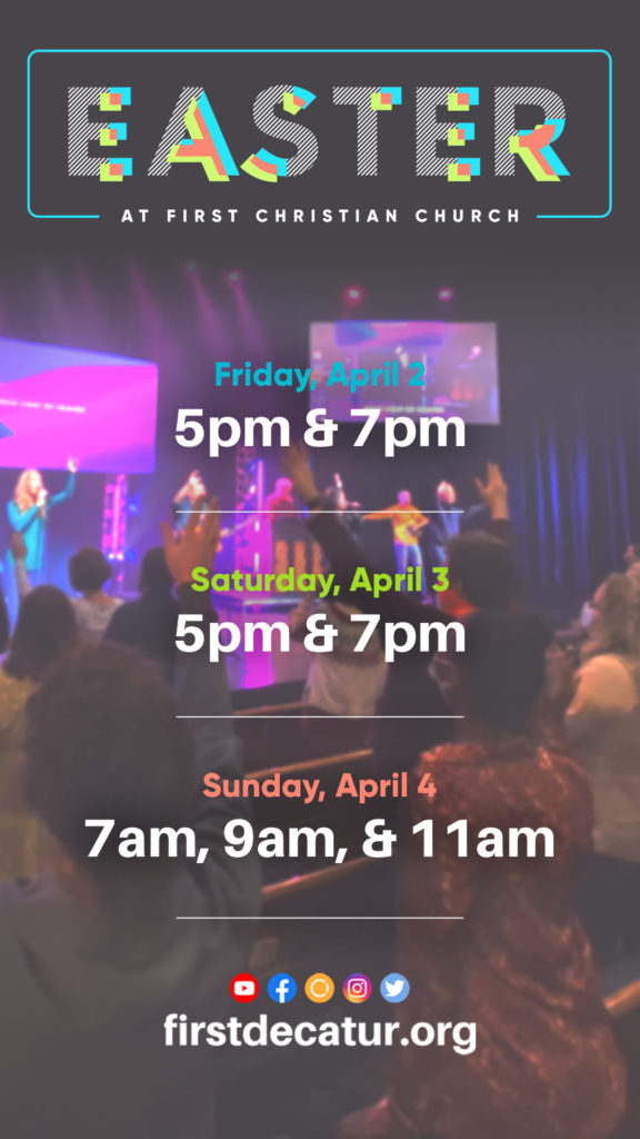 Easter 2021 - IGTV Stories Times