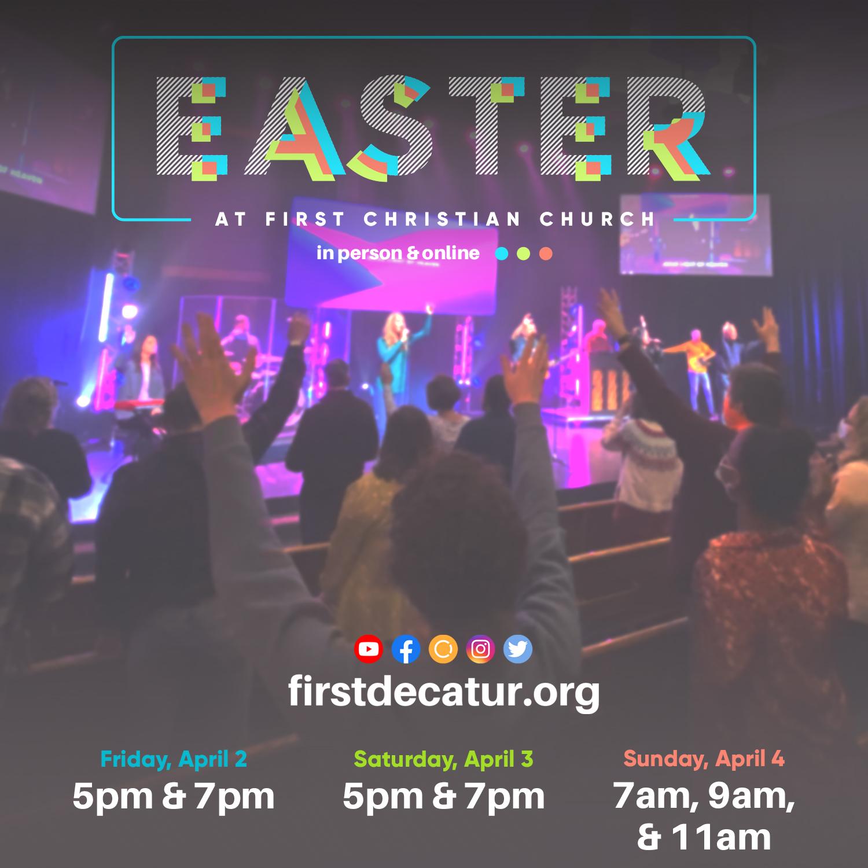Easter 2021 - Social Media (1500x1500) Times 2