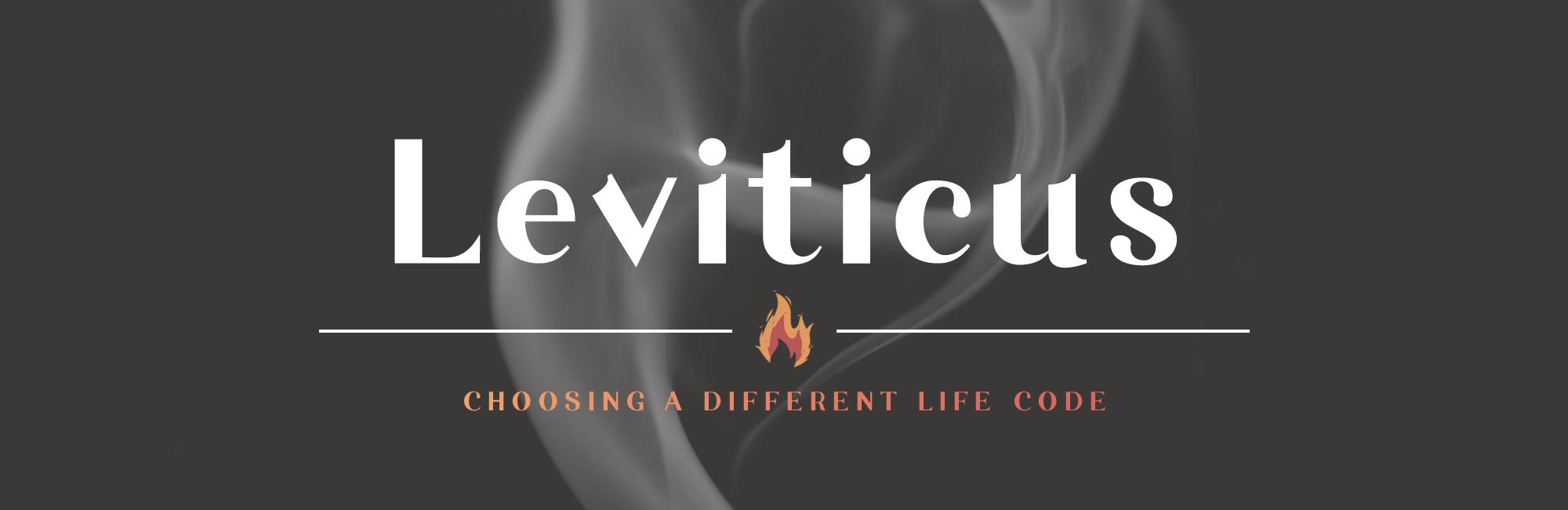 Leviticus - Web - Message Header
