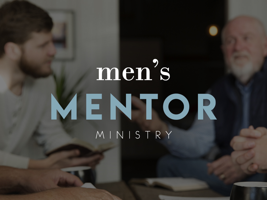 Mens Mentor Ministry - PCO Image