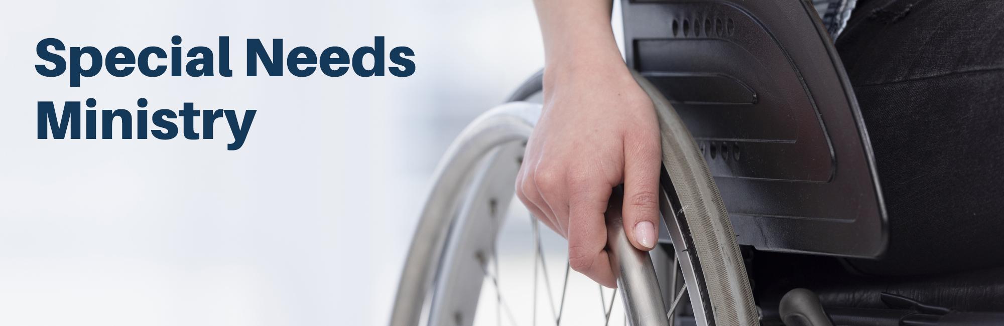Special Needs - Web Header