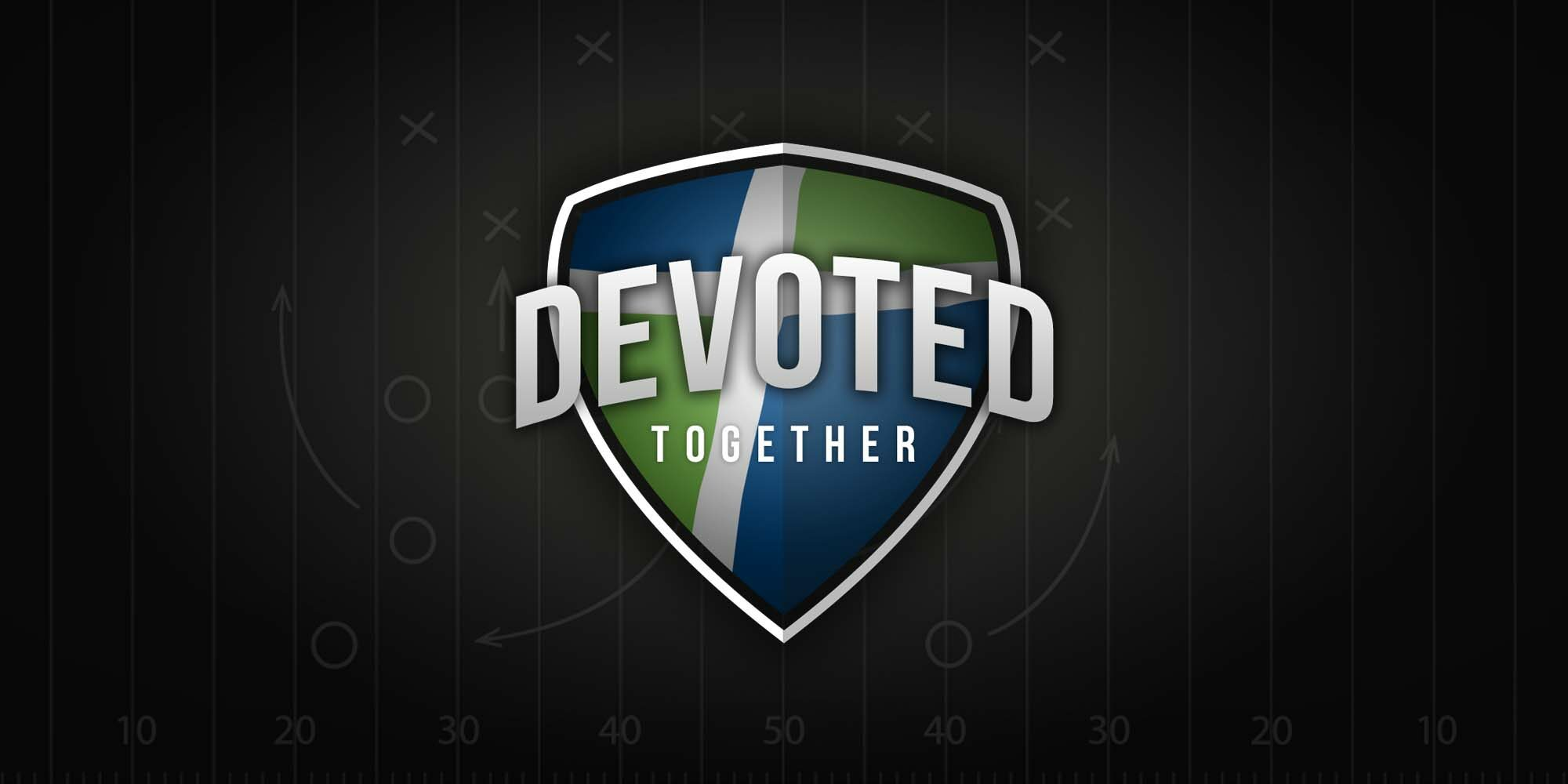 Devoted Together - Web Landing Page (2000x1000)